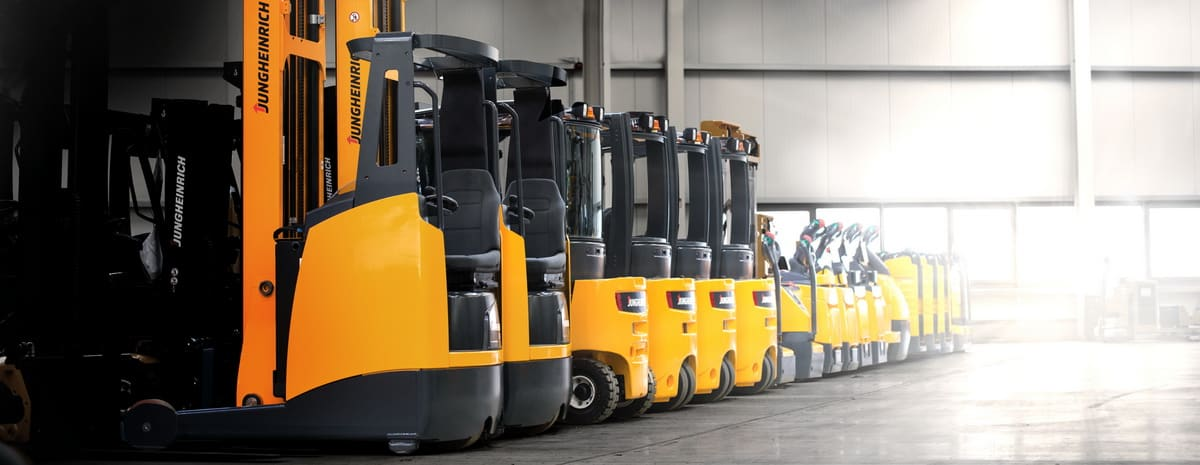 Used Forklifts from FTW