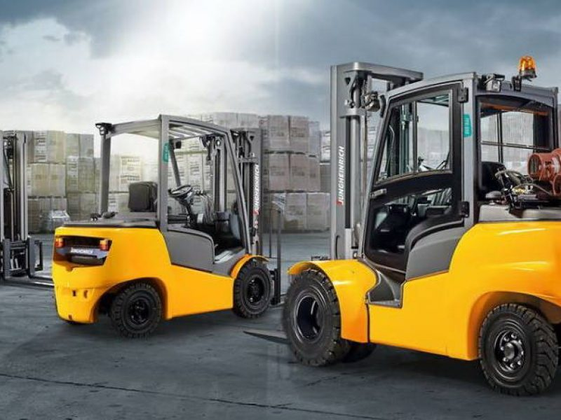 The forklift truck for every eventuality