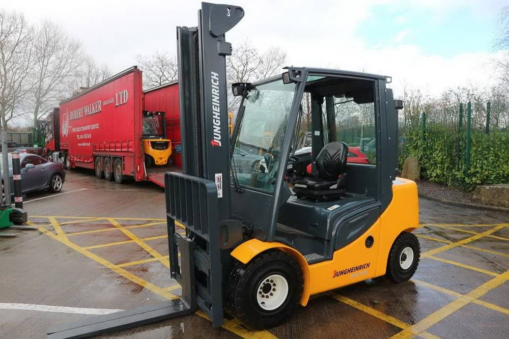 Diesel forklifts from FTW The Forktruck Warehouse