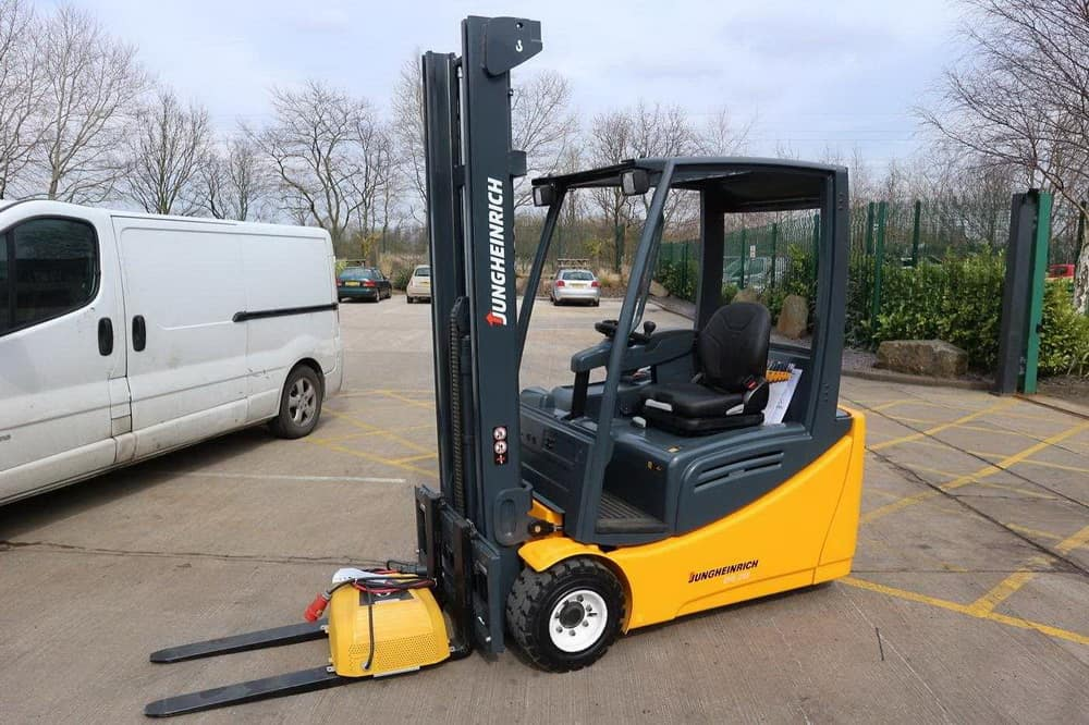 Electric forklifts from FTW