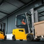 The Benefits of an Electric Forklift