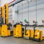 Recharge your forklift fleet